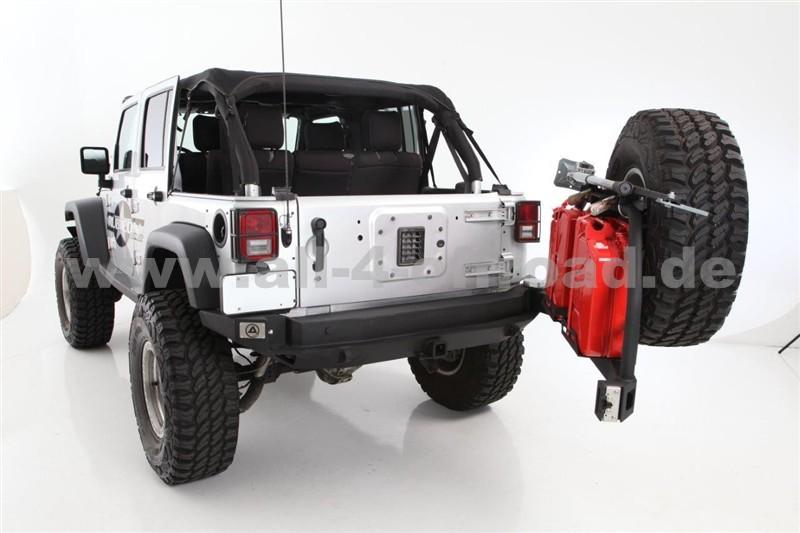 hd reserveradhalter hinten smittybilt f r jeep. Black Bedroom Furniture Sets. Home Design Ideas