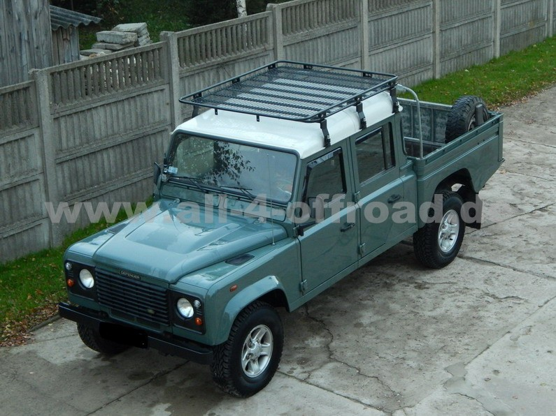 hd expeditionsdachtr ger land rover defender 130 pickup. Black Bedroom Furniture Sets. Home Design Ideas