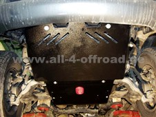 HD-Unterfahrschutz - Lenkung - Toyota LC95
