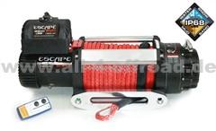Seilwinde Escape Evo IP68 12500 lbs (5670 kg)12V - mit Synthetikseil