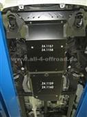Unterfahrschutz Toyota Hilux N25 für Getriebe/Verteilergetriebe