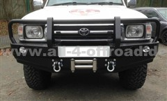 HD-Seilwindenstoßstange Toyota Hilux 1997-2005