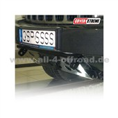 HD-Unterfahrschutz Jeep Grand Cherokee WK/WH