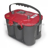 Autobatterie OPTIMA RED 50 AH