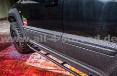 Rockslider Jeep WH/WG Metal Pasja
