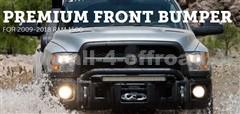AEV HD-Seilwindenstoßstange vorne RAM 1500 (13-18)