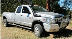 Schnorchel Airflow Dodge RAM 2500 5,7 Hemi