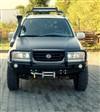 HD-Windenstoßstange vorne -  Suzuki Grand Vitara 1998-2004